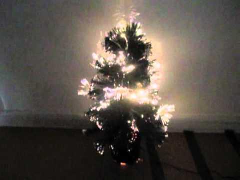 světelný stromek malý 2