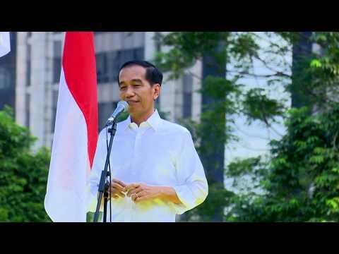 Pidato Jokowi di Deklarasi Alumni Perguruan Tinggi Dukung Jokowi (FULL) Mp3