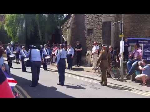 Armed Forces Day - Saturday 27th of June 2015 in Guildford (Surrey, UK)