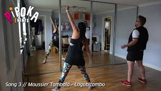 LatinFIT_Workout at home with Pipoka Dance - Part 5 - Five -Cinco -Cinq