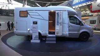 One of my favourite RVs : Hymer BMC T550 motorhome tour