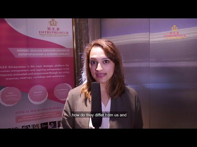 H.E.R Asia Summit 2018 - Samira Shihab | Tinkerlust