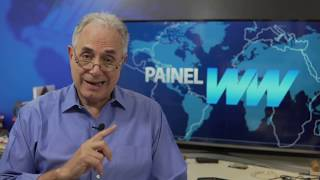 Live - 24h apos o primeiro turno - 08/10/2018 - William Waack comenta