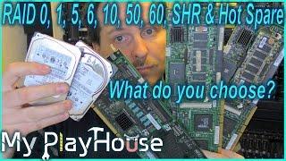 RAID 0, RAID 1, RAID 5, RAID 6, RAID 10, 50, 60, and Hot Spare - 336