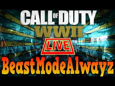 Grinding On WW2 | V2 Rockets-8 /Today-0 | Call Of Duty: WW2