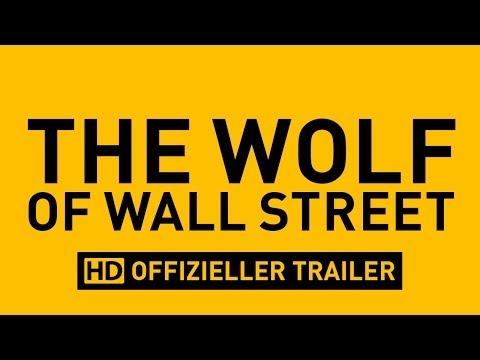 The Wolf of Wall Street - Trailer 2 deutsch / german HD