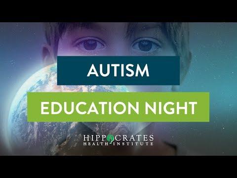 Autism Education Night 2018 at Hippocrates Health Institute