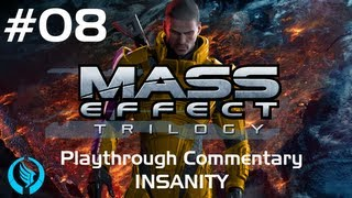 Mass Effect Trilogy | Episode #8 Pinnacle Station Part 2 | Insanity