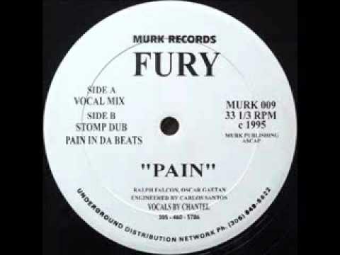 Fury - Pain (Stomp Dub)