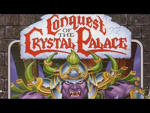 Conquest of the Crystal Palace [NES] review - SNESdrunk