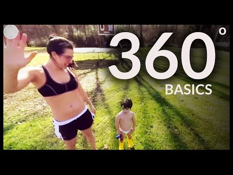 How to Make 360° Video (VR) : Basic Workflow Explained