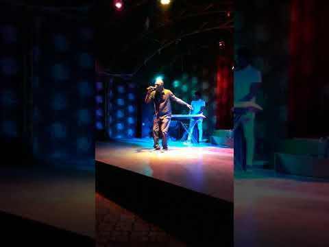 Mike's first performance at Blake Abuja