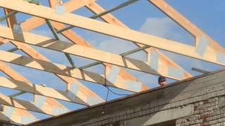 Цех по производству деревянных ферм  Вилла Балт(Цех по производству деревянных ферм. Вилла-Балт., 2013-02-12T14:20:55.000Z)