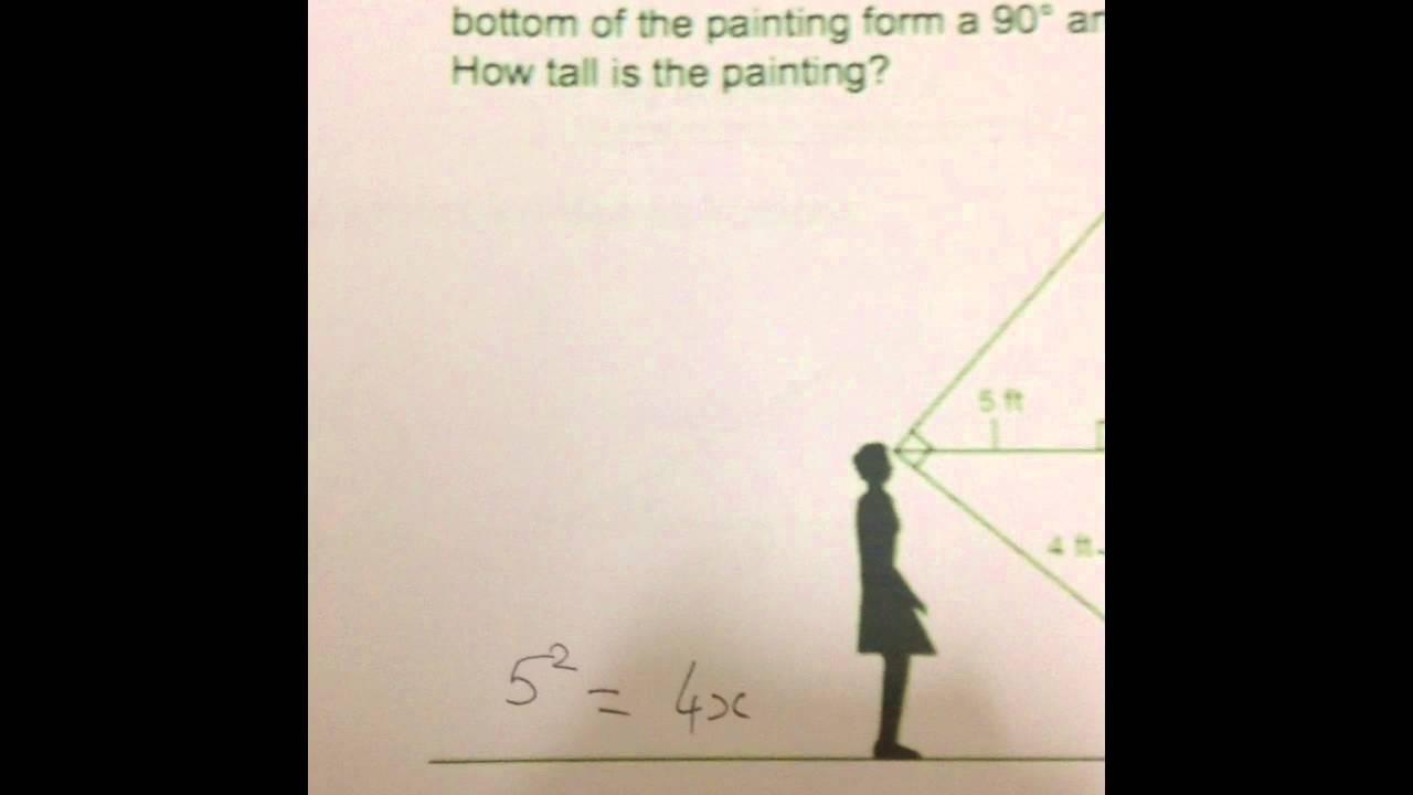 Workbooks geometry homework practice workbook answers : Geometry Homework 8-1 Worksheet - YouTube