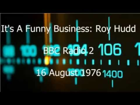 It's a Funny Business:  Roy Hudd