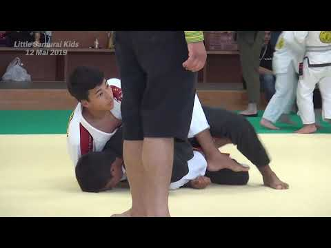 FL - Samurai Kids - Luta 25