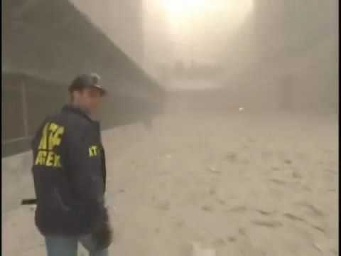 Inside  world trade center minutes before collapse 911