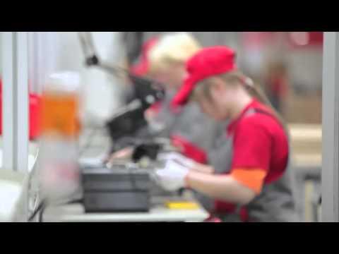 Интерскол открывает завод в Алабуге