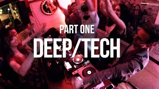 House Party IX Part 1 - Deep Tech House - Boiler Room Style Live Stream 2015