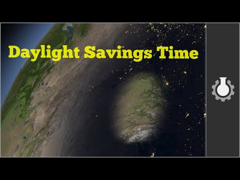 Daylight Saving Time Explained