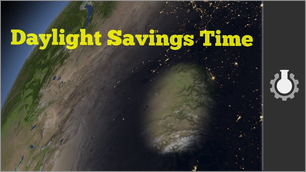 Daylight Saving Time Explained - YouTube