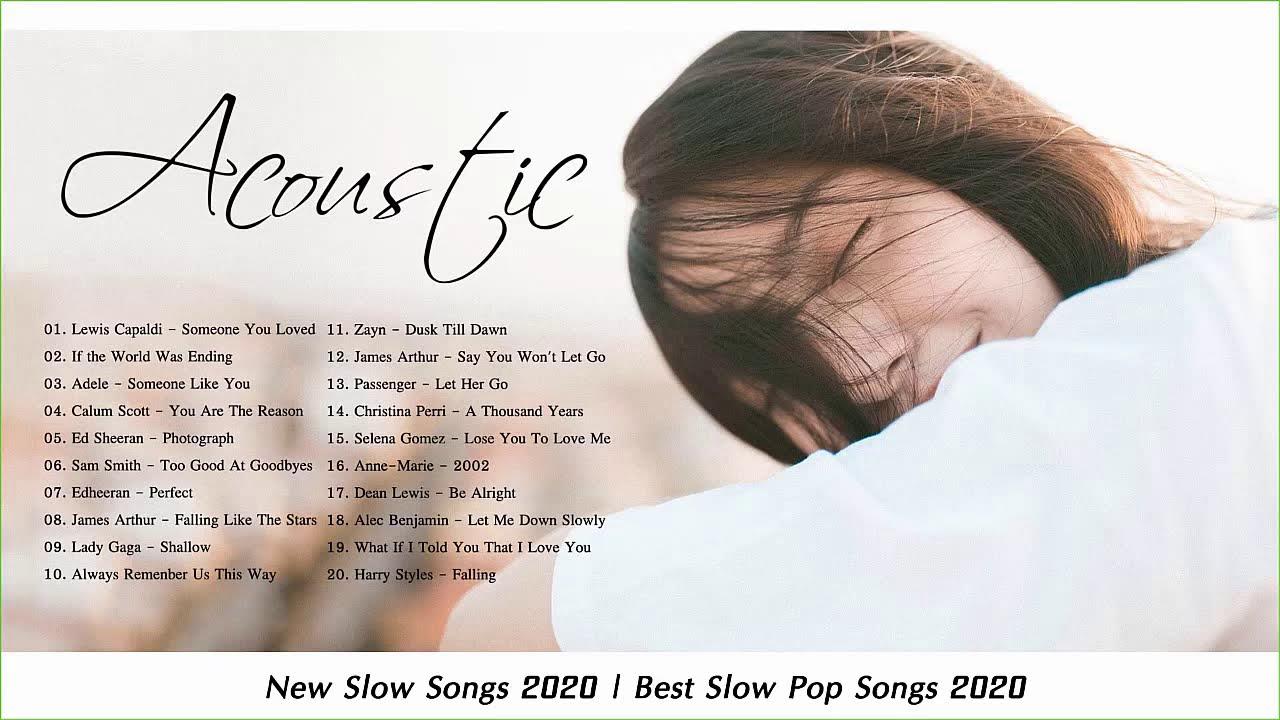 เพลงสากล 2020 🍇 รวมเพลงสากล เพราะๆ ฟังก่อนนอน เพลงฮิต2020 ฟังสบาย เพลงชิวๆ HD