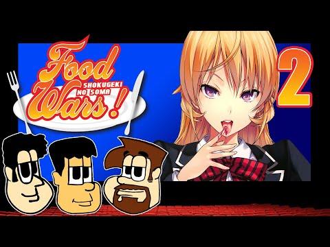 Food Wars! (Shokugeki no Soma) - 2 - Spectro Theater