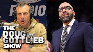 New York Knicks FIRE David Fizdale - Doug Gottlieb