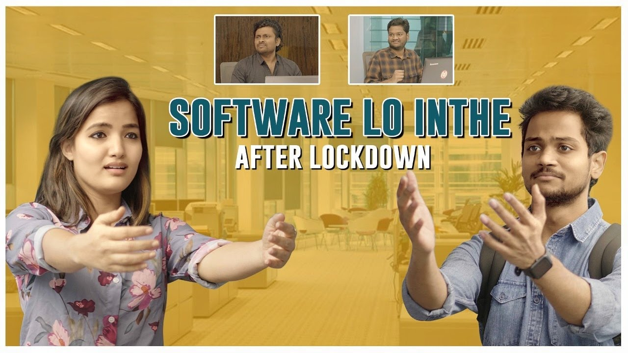Download SOFTWARE LO INTHE - After Lockdown | Shanmukh Jaswanth  Ft. Hey Siri || Infinitum Media