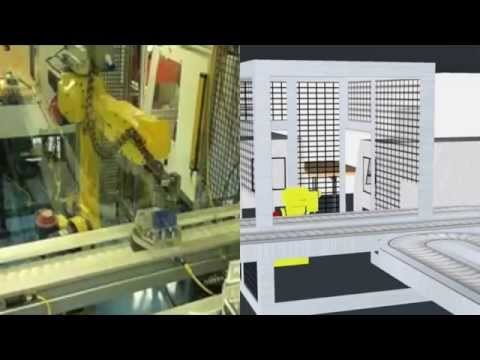 Reconfigurable Manufacturing Systems Testbed (RMST) Umich