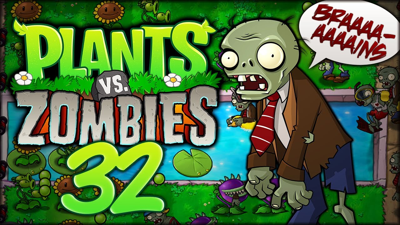 Lets Play Pflanzen vs Zombies  Part 32  PORTAL 3 die Pflanzen