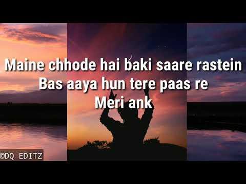 O Karam khodaya hai    Whatsapp 30 status     Whatsapp status    Atif Aslam song status 2018