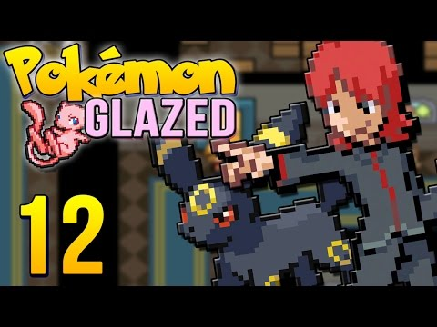 Pokémon Glazed #12 Gym do Silver e Church of Alpha!