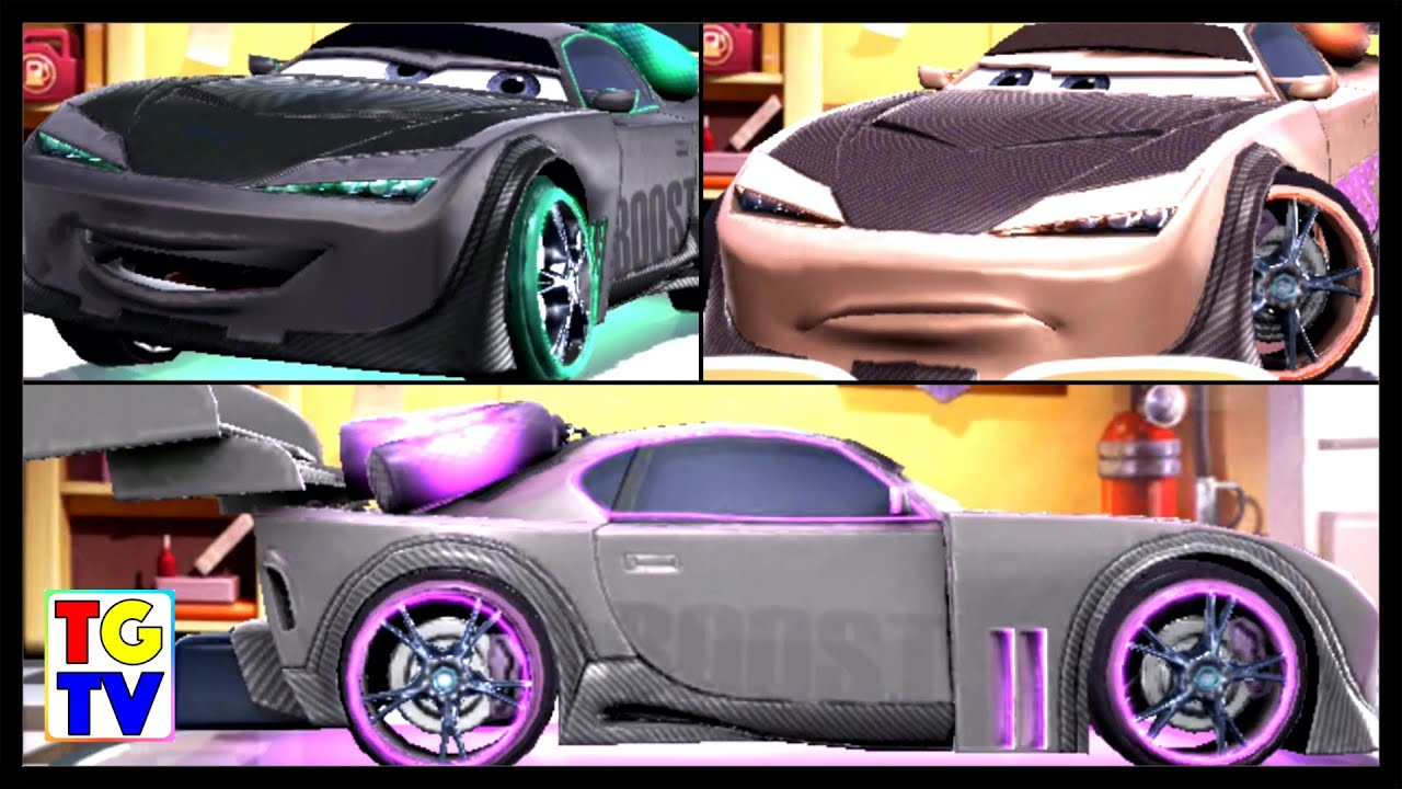 Disney Pixar Cars 3 Boost Paint Jobs 1 Race Vs Mcqueen Make Your Own Beautiful  HD Wallpapers, Images Over 1000+ [ralydesign.ml]