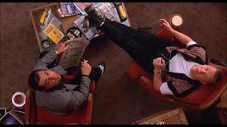 Младенец уползает на крышу — «Младенец на прогулке, или Ползком от гангстеров» (1994) сцена 2/10 HD