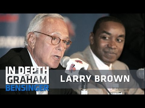 Larry Brown: Isiah Thomas didn't let me do my job