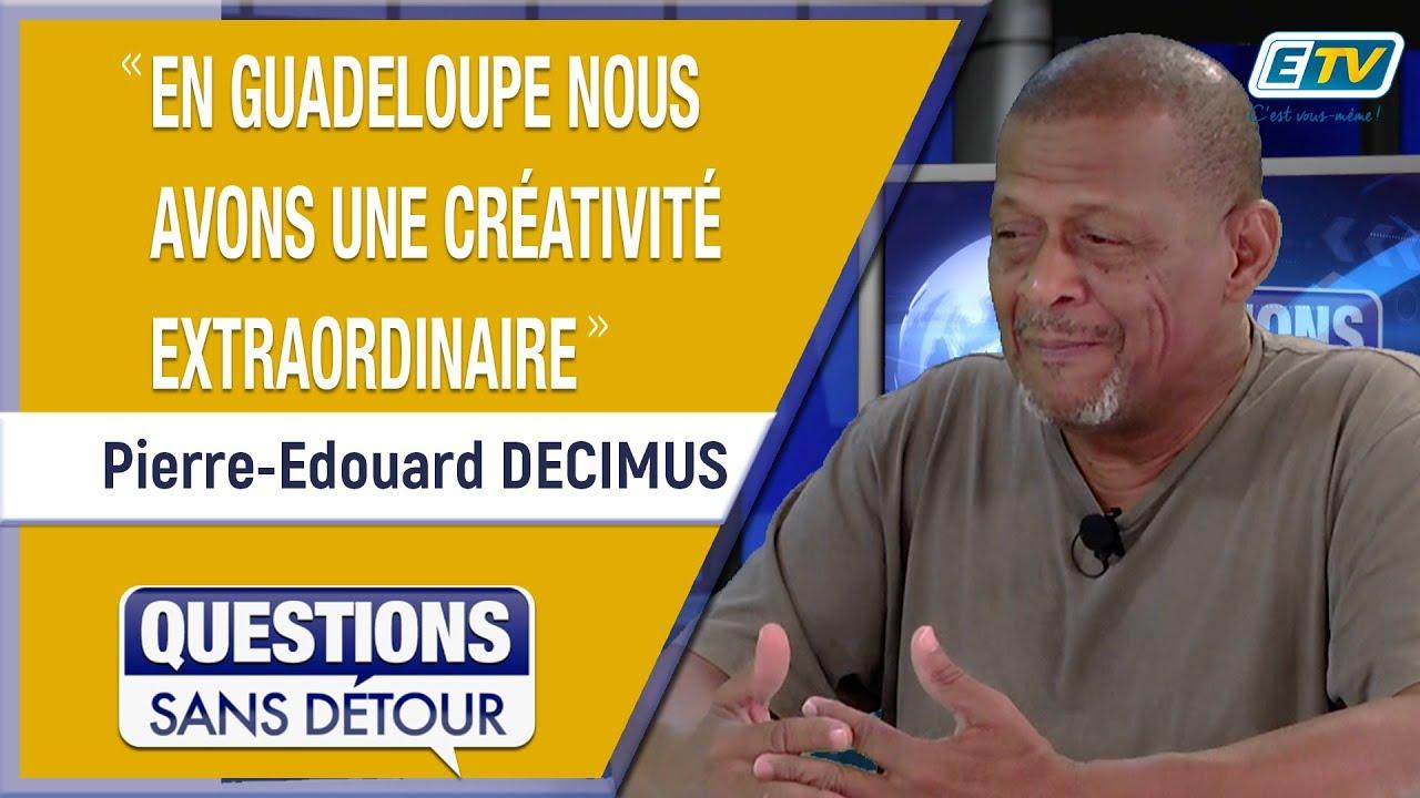 Questions Sans Détour avec Pierre-Edouard DECIMUS