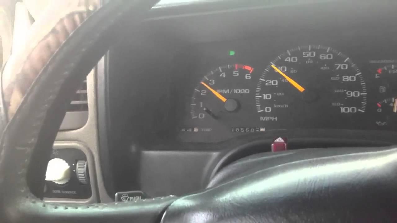 chevy silverado 5 speed snapping youtube rh youtube com 2004 chevy silverado manual transmission 2002 chevy silverado manuals download