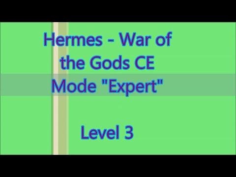 Hermes - War of the Gods CE Level 3 |