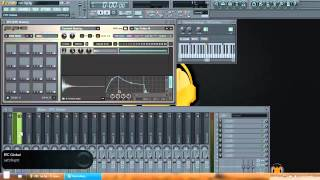 FL Studio - FPC Mixer Routing - Seasonz (TRS)