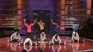 ABDC season 1 finale - Pop, Lock & Drop It group dance [S01E08]
