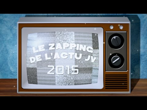 Le Zapping de l'actu JV 2015