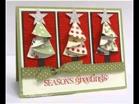 Scrapbook greeting cards wblqual scrapbooking making ideas for christmas cards greeting card m4hsunfo Images