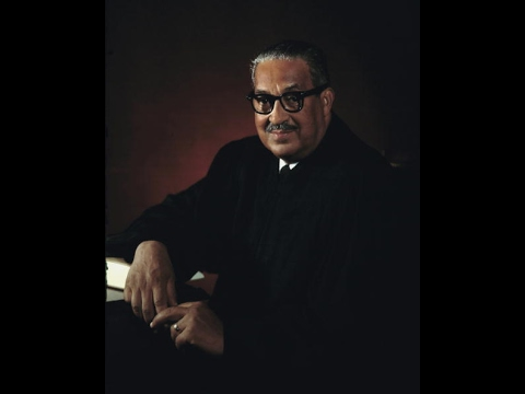 Supreme Court Justice Thurgood Marshall's Legacy Preview