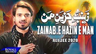 Zainab E Hazin E Man   Ali Jee   2020   1442