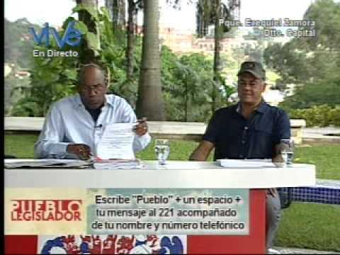 Caracas Bella y Revolucionaria parte 1