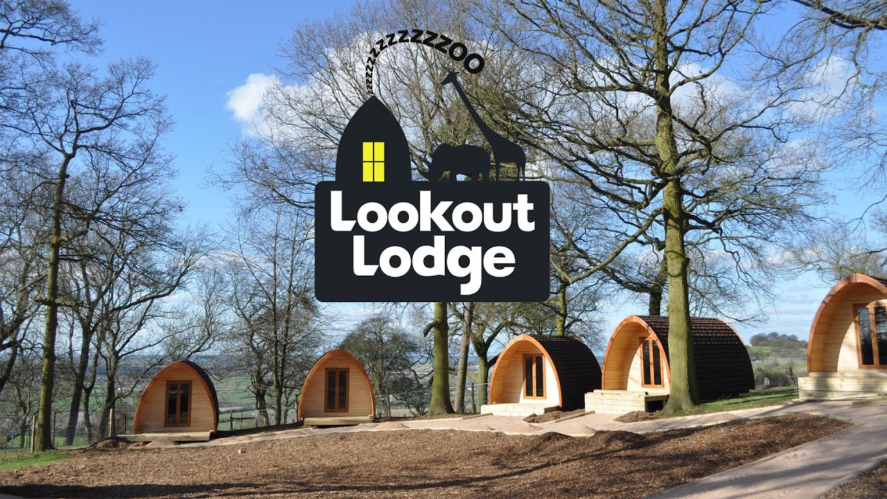 Lookout Lodge - Sleepover at the Zoo