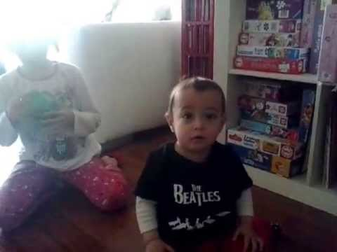 Baby's reaction to Beethoven's music....