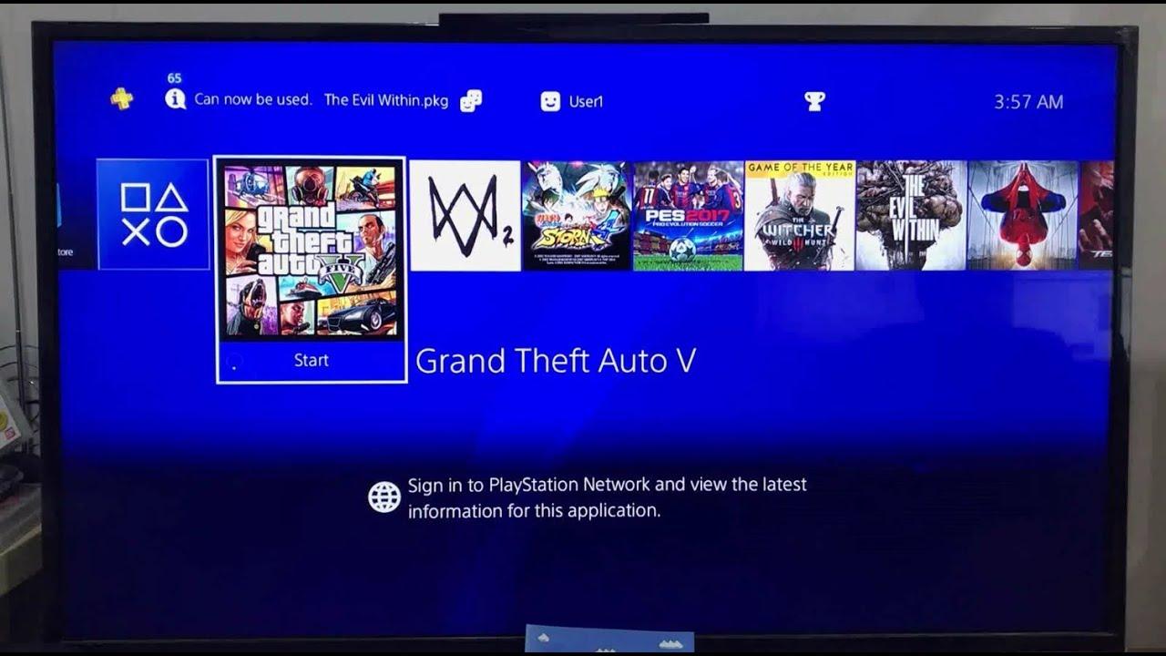 Máy PS4 Hack Full Xuất Hiện, Lướt Qua List Game Cực Khủng Này Nhé !!!