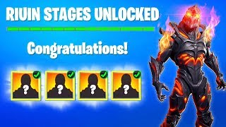 How To UNLOCK STAGE 4 Discovery Skin (STAGE 4 KEY Locations) Fortnite Ruin Skin Loot Dig Site